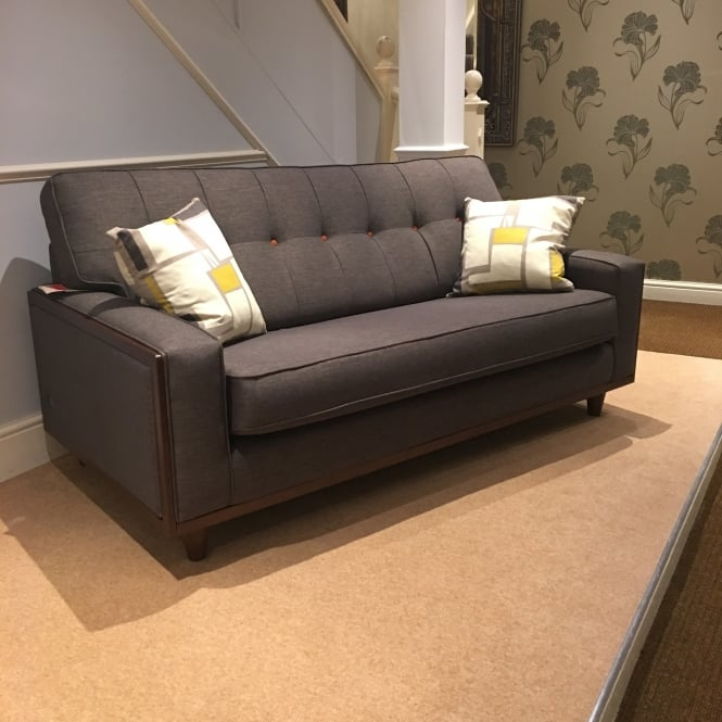 Sofa Free Delivery: G Plan Vintage 59 Small Sofa Clearance