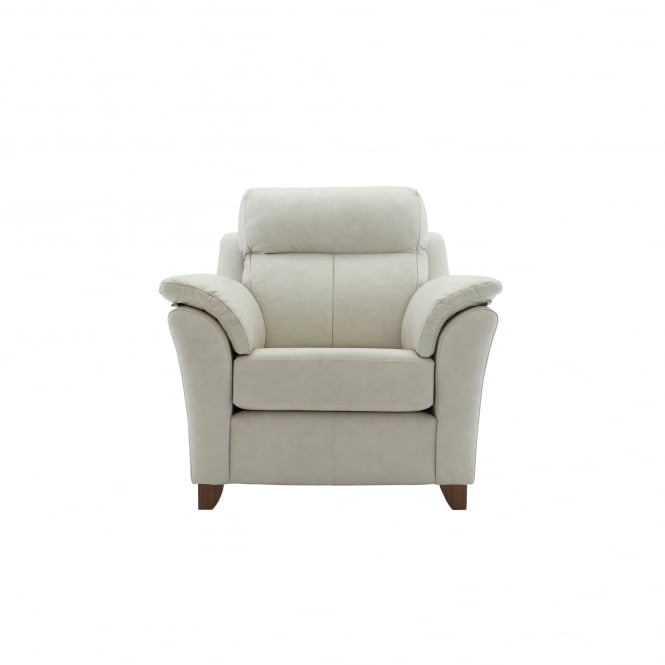 G Plan Turner Leather Armchair - Smiths The Rink Harrogate