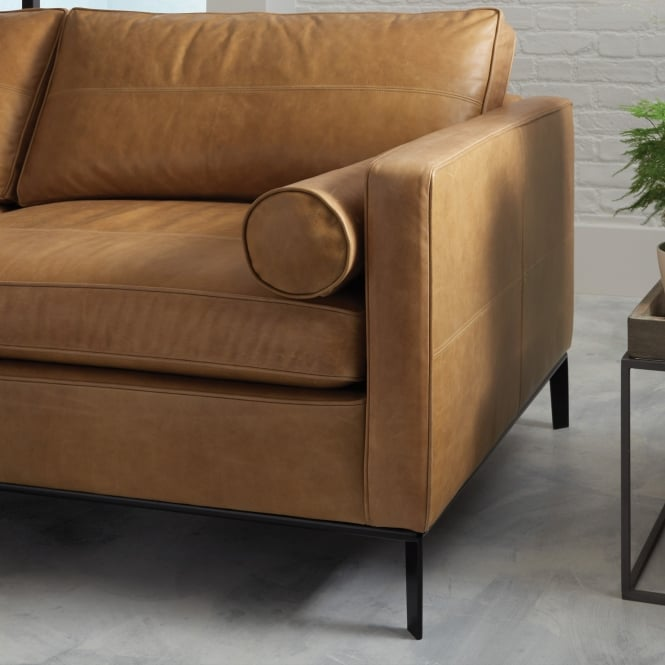 Brooklyn Large Leather Sofa