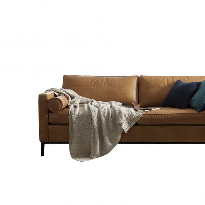 Brooklyn Large Leather Sofa