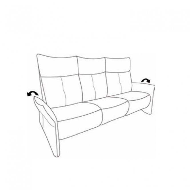 Fine Albatross 3 Seater Fixed Sofa Pdpeps Interior Chair Design Pdpepsorg